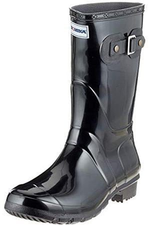 Romika Giorgia 01, Women's Wellington Boots Wellington Boots, (schwarz 100 100)