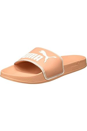 Puma Unisex Adult Leadcat Beach and Pool Shoes, Beige (Muted Clay- )