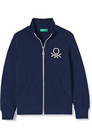 Benetton Boy's Felpa Zip Cardigan