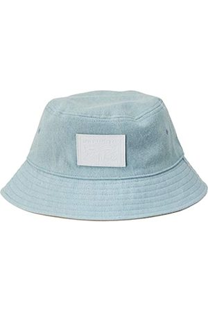 Levi's Men's Bucket Hat-Denim Reversible