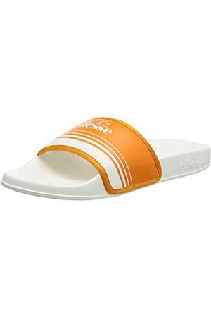 Ellesse Men's Filippo Jacquard Open Toe Sandals, ( / Org/Wht)