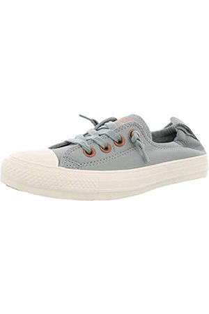 Converse Women's Chuck Taylor CTAS Shoreline Slip Low-Top Sneakers, (Mica /Mica /Egret 317)