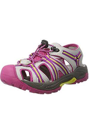 CMP Unisex Adults' Aquarii Hiking Sandals, (Ice A440)
