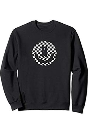 Neff Checkered Smiley Face Sweatshirt