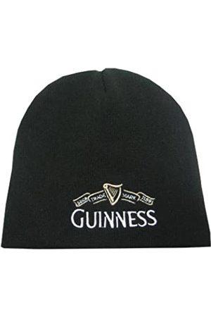 Guinness Men's BLK T/M 1759 Knit HAT Beanie