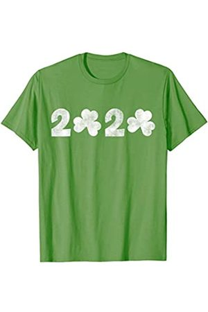 Irish Shamrock Boobs & co. Irish Shamrock Boobs Gift St Patrick's Paddys Day T-Shirt