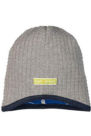 loud + proud Baby Wendemütze Strick Aus Bio Baumwolle, GOTS Zertifiziert Hat