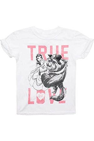 Disney Girl's True Love Dancing T-Shirt