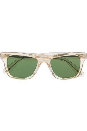 Oliver Peoples Men Sunglasses - Square-frame tinted sunglasses