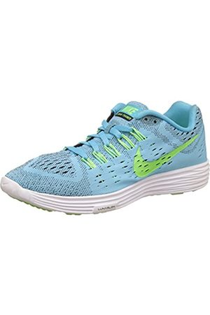 Nike Lunartempo Women's Running Trainer Turquoise (Clearwater/Flash Lime/ / ) 3.5 UK