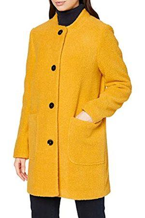 Daniel Hechter Women's Fluffy Wool Coat