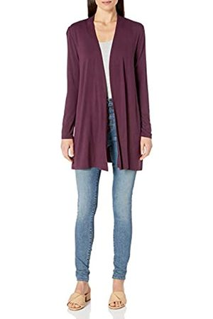 Amazon Long-Sleeve Open-Front Cardigan Sweater