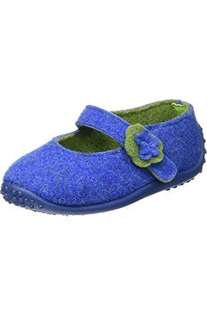 Fischer Nelly, Girls' Strap Shoe, (Blau 555)