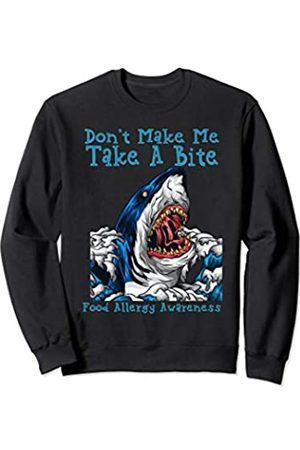 Bite Me Great White Shark Youth Sweatshirt Hoodie Dolphin Shirt Co