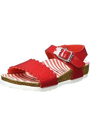 Birkenstock Unisex Kids' Risa Ankle Strap Sandals
