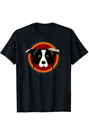 ToonTyphoon Funny Coat of Arms Border Collie T-Shirt