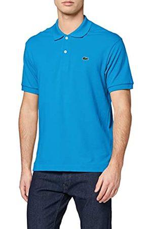 Lacoste Mens Polo T-shirt, Bleu (Ibiza)