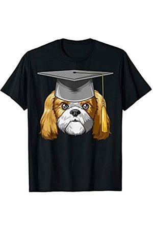 Shih Tzu Gifts Shih Tzu Graduation Graduate Hat Shih Tzu T-Shirt