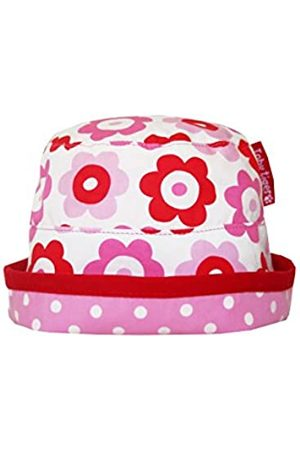 Toby Tiger Pop Flower Reversible Sun Hat XS 1-2y 92cm