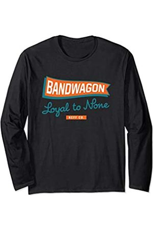 Neff Bandwagon School Spirit Long Sleeve T-Shirt