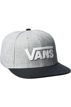 Vans Herren Drop V Ii Snapback Baseball Cap, Grau (Heather )