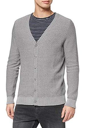 FIND Amazon Brand - Men's Cotton Cardigan, XS