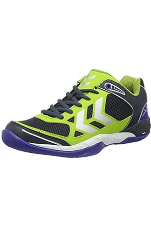 Hummel Omnicourt Z4, Unisex Adults' Fitness Shoes, (Surf the web)
