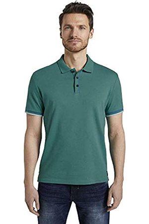 TOM TAILOR Men+ Men's Plussize Polo Polo Shirt Not Applicable