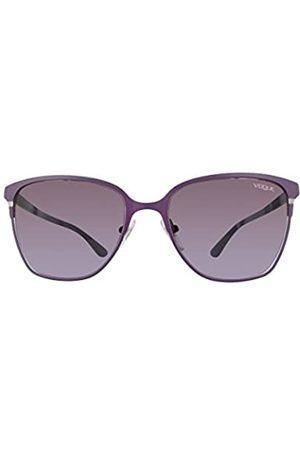 vogue Sunglasses Mod.3962S Matte brushed violet/