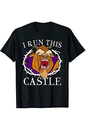 Disney Beauty & The Beast I Run This Castle Graphic T-Shirt