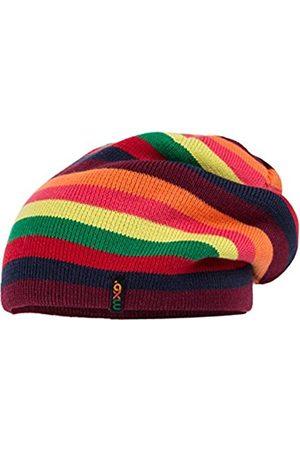 maximo Girl's Beanie, Wendemütze, Ringel Hat