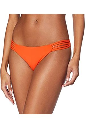 Seafolly Women's Active Multi Rouleau Brazilian Bikini Bottoms