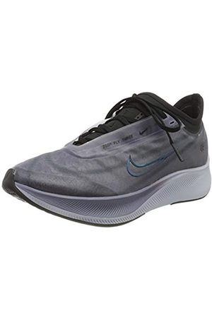 Nike Women's Zoom Fly 3 Rise Trail Running Shoes, (Sanded / /Midnight Turquoise 500)