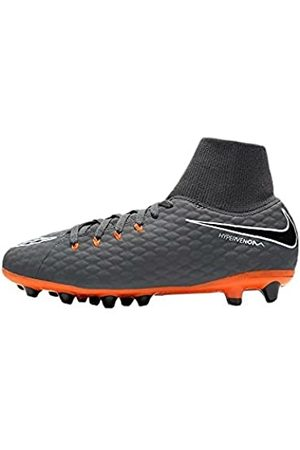 Nike Unisex Adults' Jr Hypervenom 3 Acad Df Ag-Pro Fitness Shoes, (Dark /Total Oran 081)