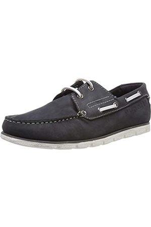 Bugatti Men's 321692011500 Loafers, (Dark 4100)