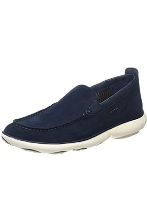 Geox Men's U Nebula D Moccasin, Navy