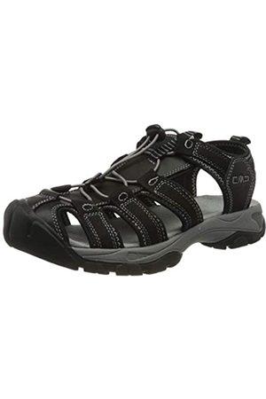 CMP Men's Sahiph Hiking Sandal, (Nero U901)