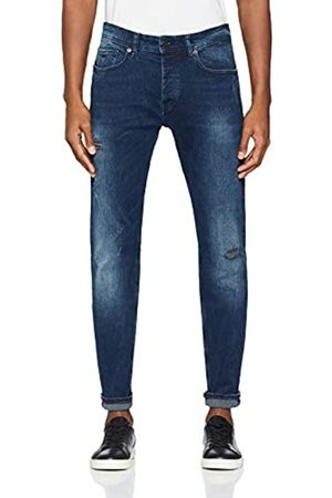 HUGO BOSS Men's Taber BC Tapered Fit Jeans