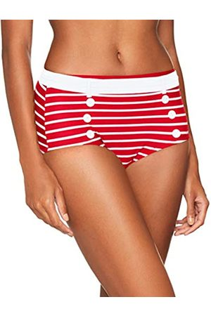 Pour Moi Women's Starboard Control Brief Bikini Bottoms