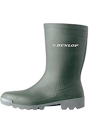 Dunlop Unisex Adult W486711. AF Hob Kuit Long Shaft Wellies Size: 13/14 UK (48/49 EU)