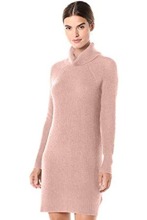 Daily Ritual Wool Blend Turtlneck Sweater Dress Casual