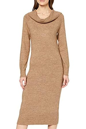 FIND Amazon Brand - Women's Off Shoulder Long Jumper, 20