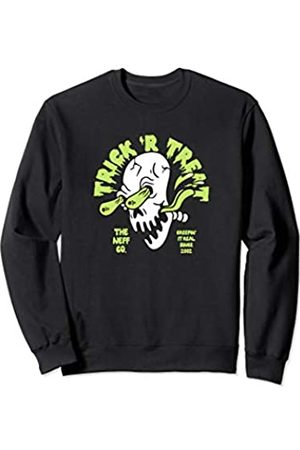 Neff Crazy Skull Trick or Treat Sweatshirt