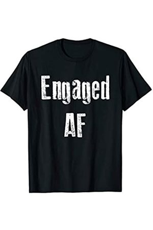 Triple G Mavs Engaged AF Shirt Funny Cute Gift