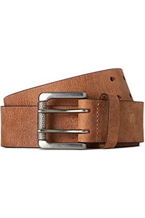 FIND Amazon Brand - Men's Leather Belt, S