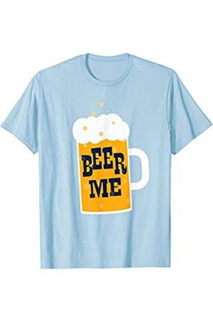 BUBL TEES Octoberfest Beer Me Beer Mug T-Shirt