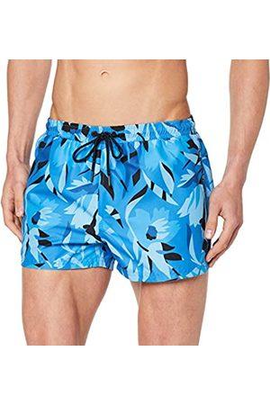 HUGO BOSS Men's Barreleye Swim Trunks, (Open 461)