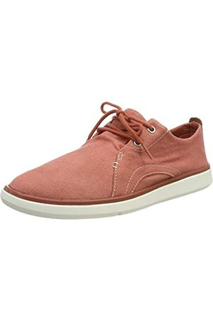 Timberland Men's Gateway Pier Casual Oxfords, (Rust Canvas)