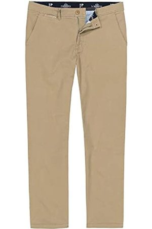 JP 1880 Men's Big & Tall Stretch Chino Pants Sand 60 721190 22-60