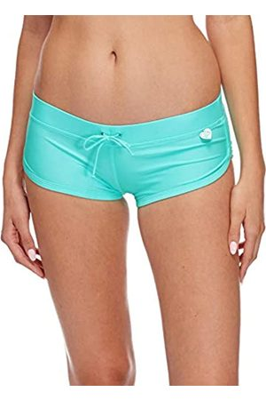 Body Glove Women's Sidekick Sporty Bikini Bottom Swimsuit Short